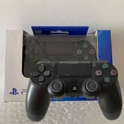 Controle PS4, parcelo em 6 vezes
