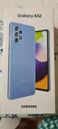 Galaxy A52 -  na garantia