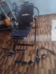 Cadeira Abdominal AB Strech