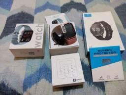 Smartwatch Colmi P8, Haylou  Solar ls05