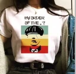 Camisa serie unisex