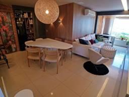 (ESN)TR64311. Apartamento no Luciano Cavalcante com 106m², 3 suítes, 2 vagas