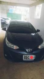 Toyota Yaris 2019 automático
