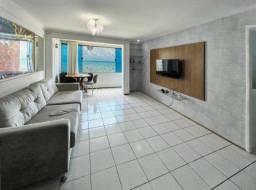 Apartamento vista mar com 02 quartos/Mobiliado/Mucuripe (TR77051) MKT