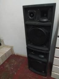 Título do anúncio: Troco ou vendo aparelhagem de som