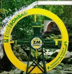 Roda d'água ZM 51 semi nova. Usada apenas 02 meses.