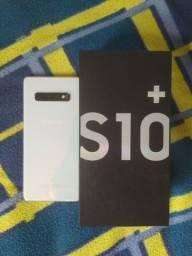 Samsung Galaxy S10+ Com Nota Fiscal