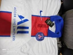 Camisa psg 2021 branca M