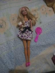 Boneca Mattel (Original) Articulada + Adereços
