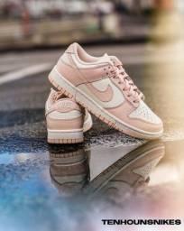 Nike Dunk low orange pearl feminino tamanho 36