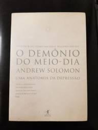 Livro Demônio do Meio Dia de Andrew Solomon