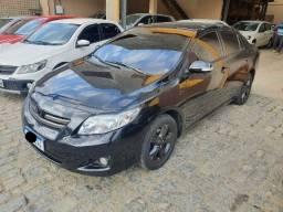 Corolla  2011 xei automático Completo couro e multimídia