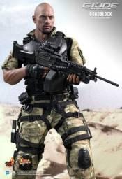 Action Figure Roadblock Dwayne Johnson (The Rock) Hot Toys