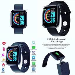 Smartwatch Y68 (ultima peça)