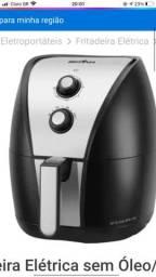 Fritadeira sem óleo nova sem uso