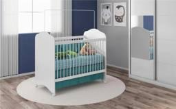 Título do anúncio: Berço Pura Magia Soneca Baby II - Branco<br>(<br>Novo lacrado na caixa)
