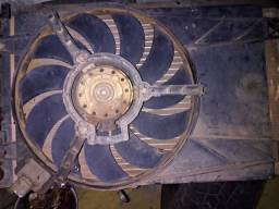 Eletro ventilador do fiesta com ar 1.0 zetc rocan