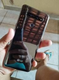 LG K51S SEMI-NOVO COM NOTA FISCAL