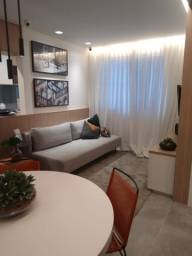 Em Bonsucesso lindos apartamentos.