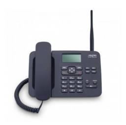 Telefone Celular Rural de Mesa Quadriband Duas SIM Aquário CA-42s 2G Plus