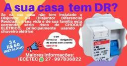 Título do anúncio: Serviço de instalação de equipamento elétrico e automação residêncial.