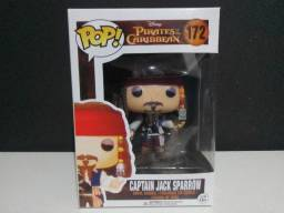 Funko Pop! Jack Sparrow 172 Piratas do Caribe Disney
