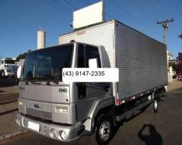 Título do anúncio: Ford Cargo 816 Baú seco Conservado