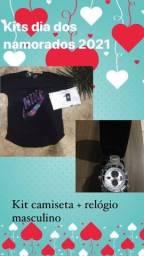 Kit de presente do dia dos namorados