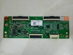 R$ 124 Placa T-con para TV Samsung