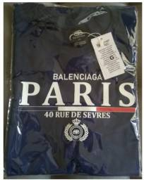 Sacoleiras - 50 Camisetas Malha Premium Fio 30.1 - 100% Algodão Frete Grátis