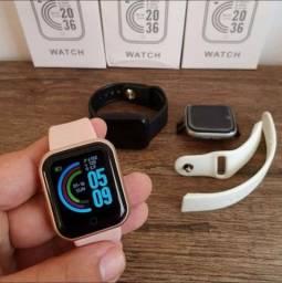 Smartwatch D20 / Y68 Coloca Foto ( ENTREGA GRÁTIS)