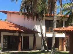 Título do anúncio: ALUGO Casa Duplex 500m² de área construída, 2.700m² de terreno, vista mar, Cumbuco.