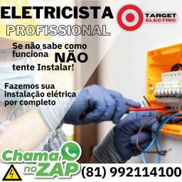 Eletricista comercial / residencial profissional