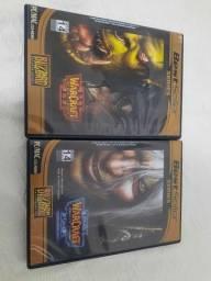 Título do anúncio: Warcraft 3 + expansão