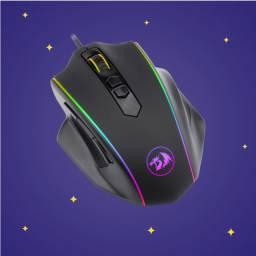 Título do anúncio: Mouse Gamer -Redragon Memeanlion Chroma- RGB