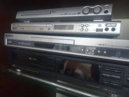 Dvd e VHS