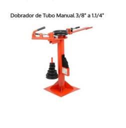 "Dobrador De Tubo Manual 3/8"" a 1.1/4"""