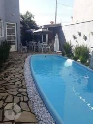 Título do anúncio: Casa com 3 dormitórios à venda, 123 m² por R$ 450.000 - Parque Residencial Santo André - C