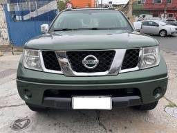 NISSAN FRONTIER 2.5 LE 4X4 CD TURBO ELETRONIC 2012