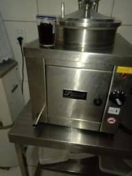 Fritadeira de alta pressão