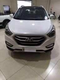 Ix 35 branco pérola automático único dono impecável 2018