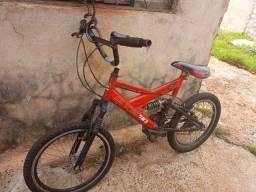 Título do anúncio: Vendo eu troco bicicleta aro 20