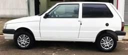 Fiat Uno 1.0 Branco, Ano 2013,