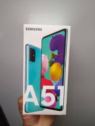 Caixa do Samsung A51 somente a caixa
