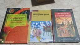 3 livros literatura juvenil