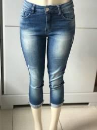 Título do anúncio: Calça jeans capri