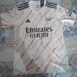 Camisa Arsenal Temporada 2021.2022