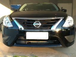 Vendo Nissan Versa 2016 1.0 Único dono