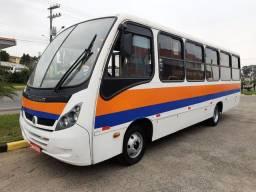 Título do anúncio: Microônibus neobus ano 2010 motor Cummins 9-150