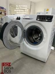 Maquina de lavar frontal 11kg LFE11 NOVO/SALVADO